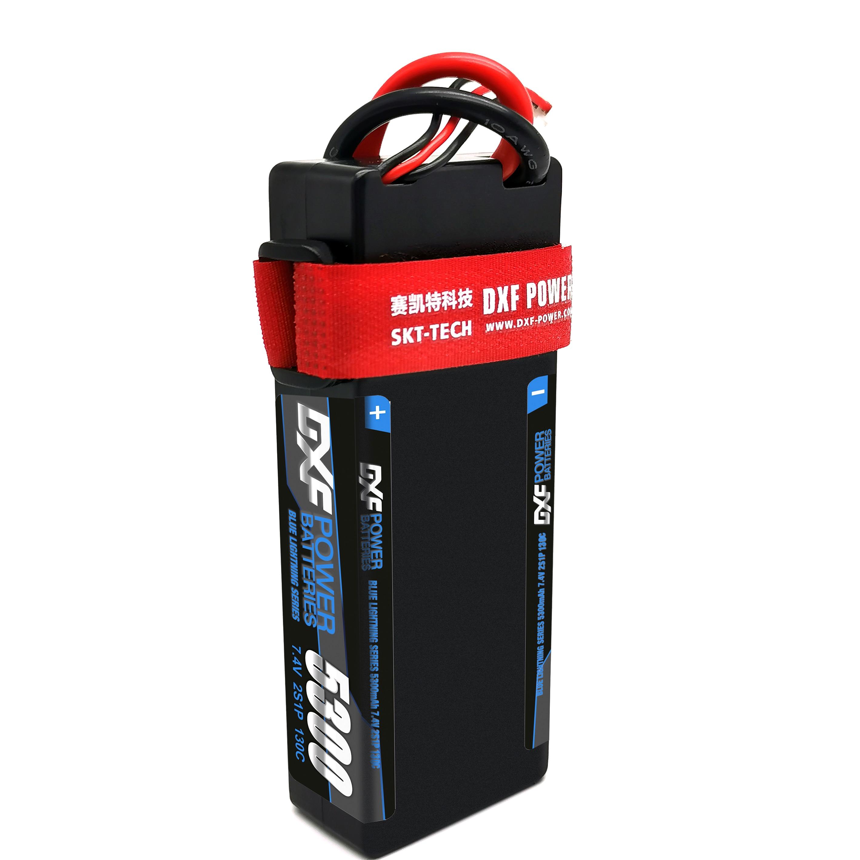 v bateria lipo hardcase para rc carro 03