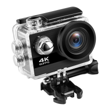 лучшая цена Go pro Camera Action Camera Ultra 4K/60FPS Camera WiFi Sport Action Video Cameras 170D Underwater Waterproof Camera 2.4 Remote