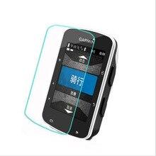 מזג זכוכית ברור מגן סרט משמר עבור Garmin edge 520 /520 בתוספת GPS לרכב חכם שעון LCD תצוגת מסך מגן כיסוי