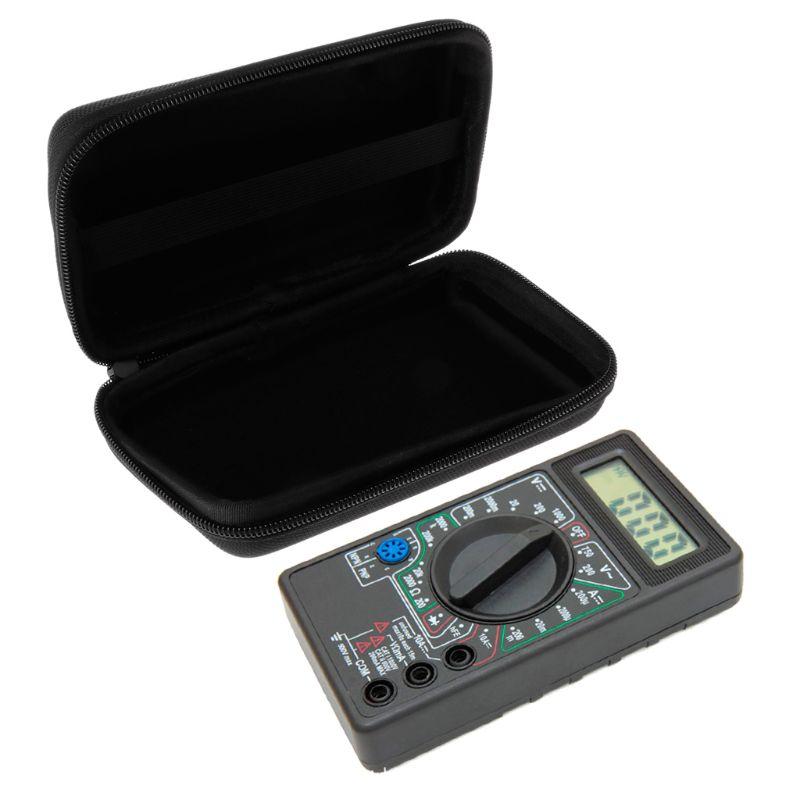 Multimeter Case Thickening EVA Box Tool Case Multipurpose Instrument Storage Bag