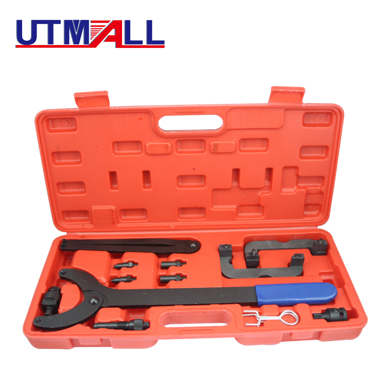 Engine Camshaft Timing Locking Tool Kit VW/Audi V6 2.0/2.8/3.0T FSI Alignment T40133 T10172
