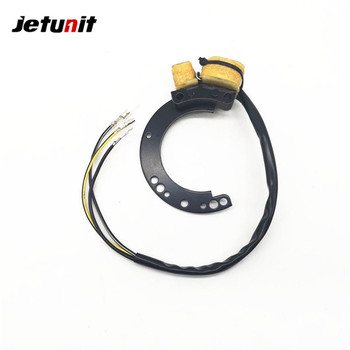 JETUNIT Outboard Stator Assy for Mercury Mariner 1979-1997 6hp-40hp 2 Cyl S15 SEA Pro XD JET  88617 A2/3/5/9/11/13/17/20 jetunit 100%premium outboard 9 amp stator assy for mercury 60 85hp 9 amp 2 3