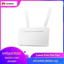 Desbloqueado huawei b535 B535s-232 lte cat7 cpe 4g wifi roteador suporte 4g b1/b3/b7/b8/b20/b28/b32/b38 pk b525 b618 e5788