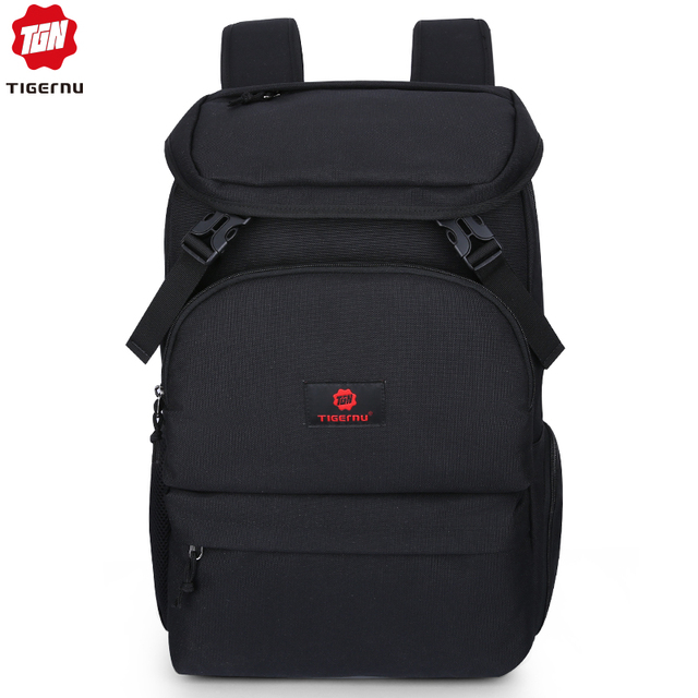 Tigernu Design Large Capacity Men Backpack Female Mochila Summer Backpack Male Canvas College Laptop Backpack for women