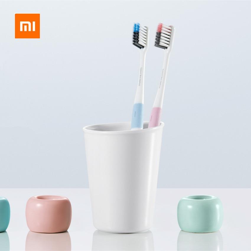 DR.Bei Toothbrush Bass Method Sandwish-bedded Teeth Clean Brush Soft Travel Tooth Brush Softbrush Xiami Xiomi