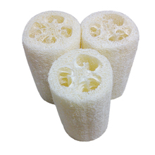New Household Merchandises Natural Loofah Bath Body Shower Sponge Scrubber Pad Hot sale