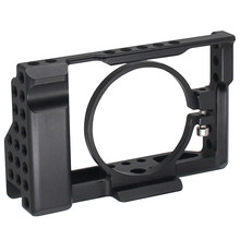 Rx100 Iii(M3) Iv(M4) V(M5) Caméra Cage Pour Sony Rx100 Iii(M3) Iv(M4) V(M5) Sac Pour Appareil Photo Dslr Appareil photo Chaussure Froide(China)