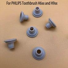 Водонепроницаемые уплотнительные детали, резиновая уплотнительная прокладка для электрической зубной щетки Philips HX6730 HX6930 HX9340 HX6220 HX9340