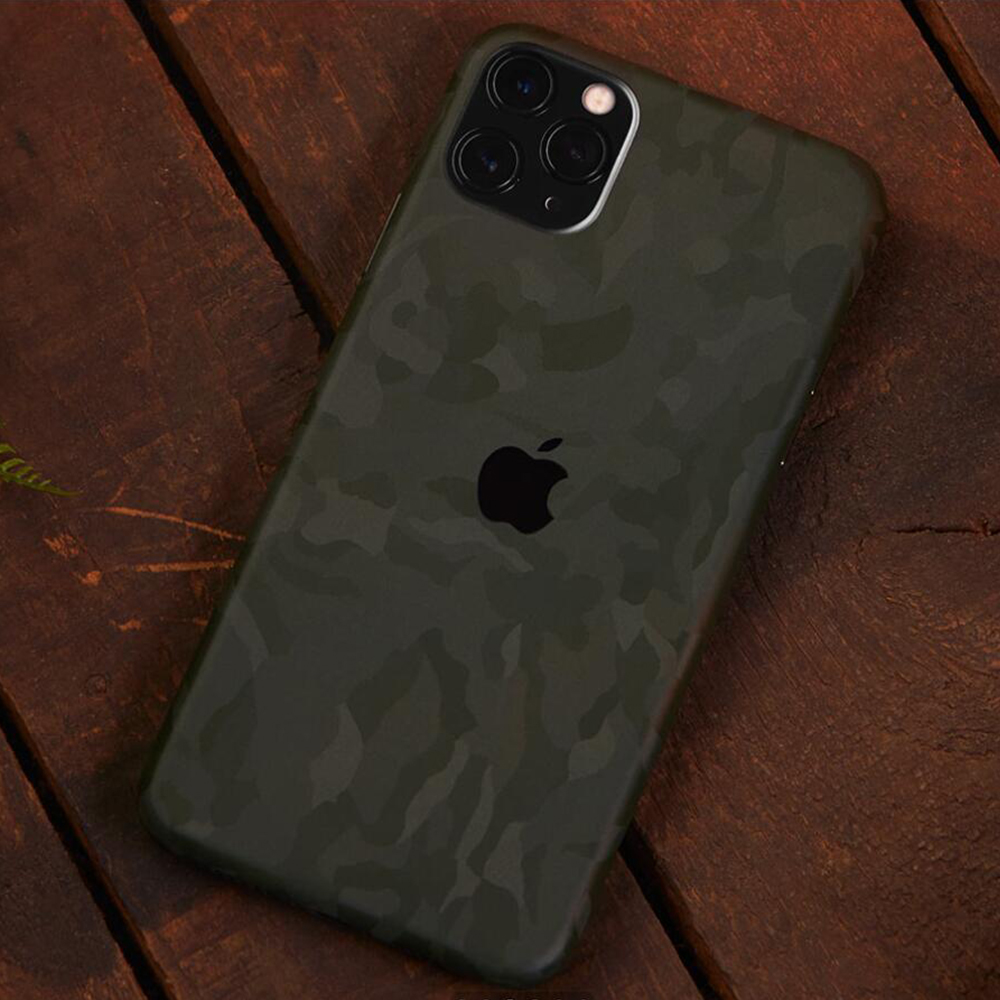 YCSTICKER Luxury Camo Decals 3M Vinyl Mobile Phone Skin <font><b>Sticker</b></font> for IPhone11 Pro Max image