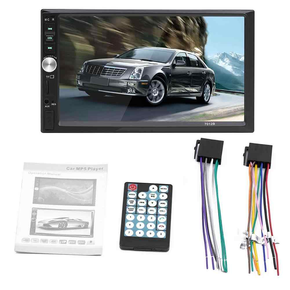 Mobil Multimedia Player Mobil Radio MP5 Musik Player Menyentuh Layar Video Bluetooth MP5 Pemain Auto Radio Multimedia Player