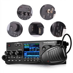 Image 2 - SOcotran RS 978 SSB hf SDR radio HF ham Transceiver 1.8 30MHz 10Watt ham sdr radio hf with 3800mAh Li ion Battery Pack