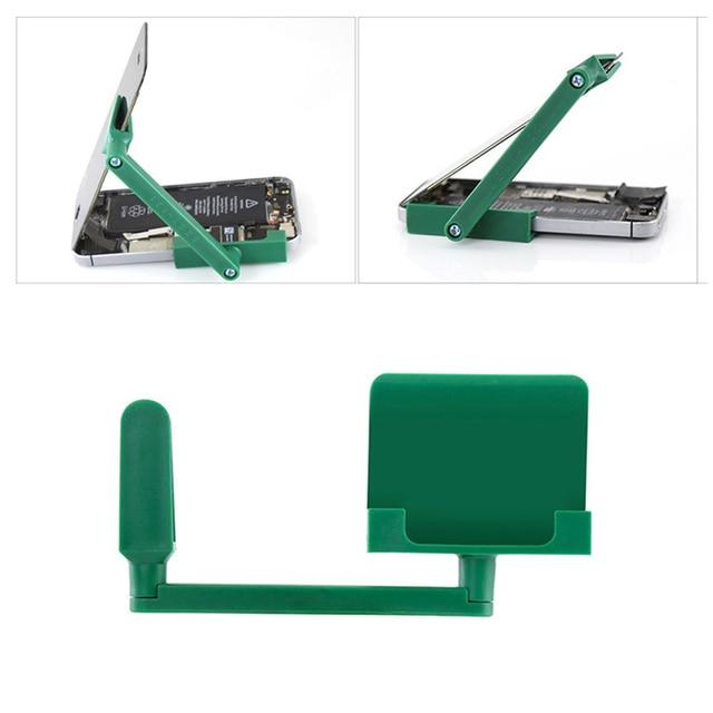 1 Pcs Phone Plastic Adjustable Fixture Holder For IPhone For Samsung S7 LCD Screen Repair Mobile Phone Disassemble Repair Tool 2