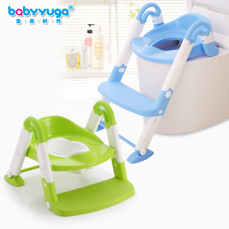 Children Step-wise Multi-functional Toilet Baby Toilet Kids Chamber Pot Baby Toilet