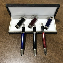 Writers Edition Jules Verne Limited Edition black Blue Red mb Fountain pen Signature ink pen stationary supplies