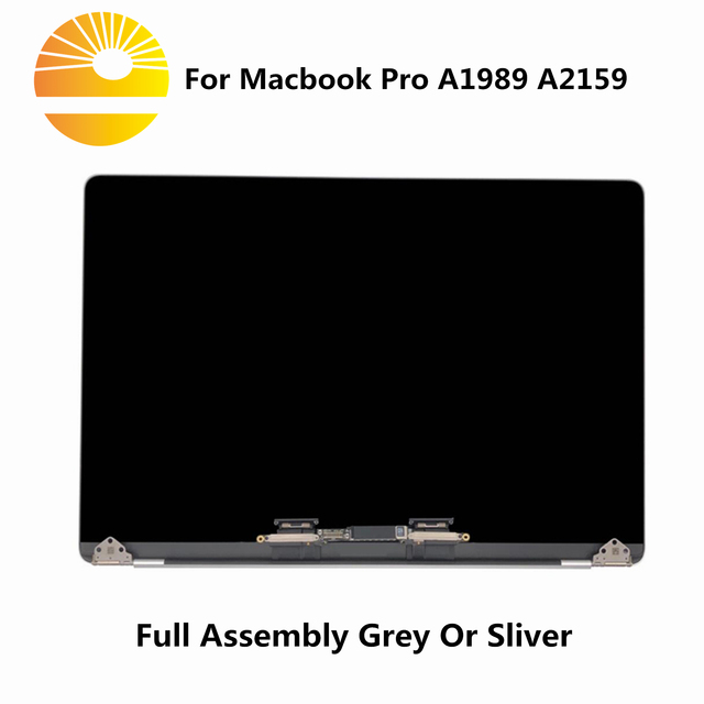 """Brand New For Macbook Pro 13"""" Retina A1989 Display Replacement Digitizer For A2159 2018 2019 Year"""