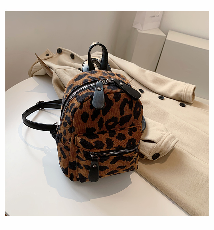 mochila de lona do vintage feminino mochila