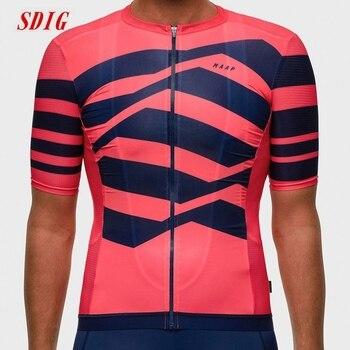 Maap-Maillot de manga corta para hombre, ropa de ciclismo profesional para carreras,...