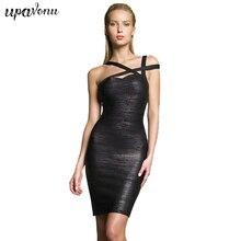 ספגטי Bodycon מועדון שמלת