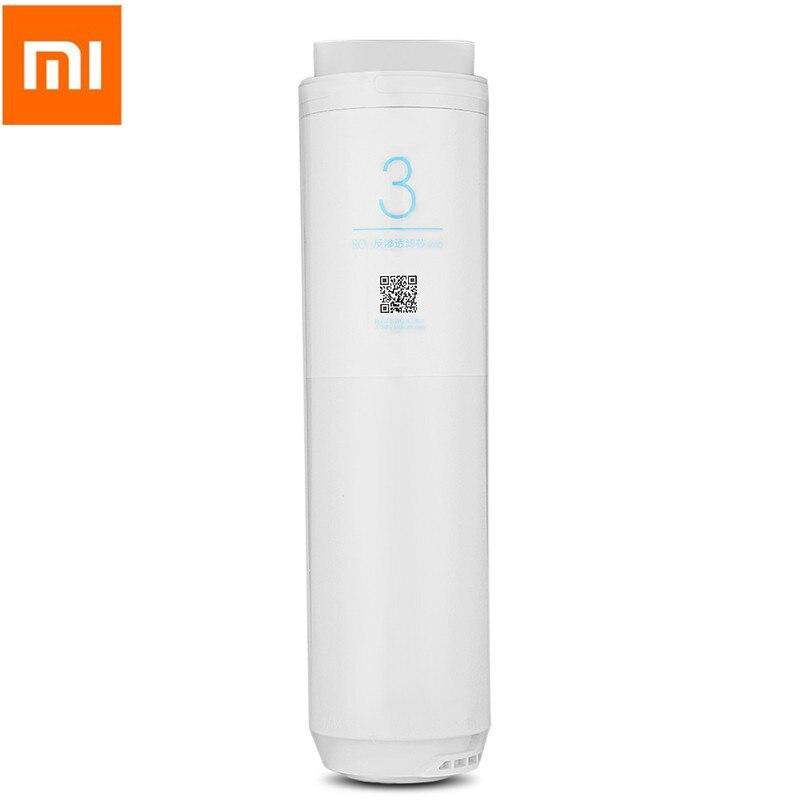 Xiaomi mi фильтр для очистки воды при помощи обратного осмоса фильтр mi home приложение смартфоне дистанционного Управление бытовой фильтр для во