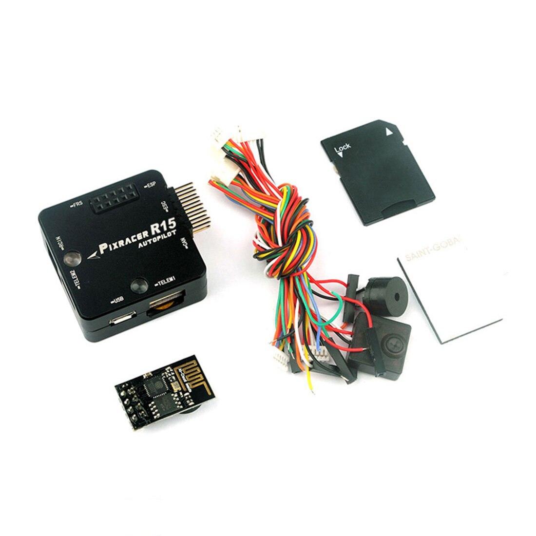 Happymodel Update CNC Metal Shell Mini Pixracer Autopilot Xracer FPU rev.3 PX4 Flight Controller Board for DIY FPV Drone