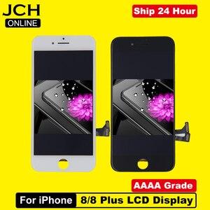Image 1 - Màn Hình LCD Thay Thế iPhone 8 OEM Màn Hình Bộ Số Hóa 3D Màn Hình Cảm Ứng Cho iPhone 8 Plus Màn Hình LCD Thay Thế Đen trắng