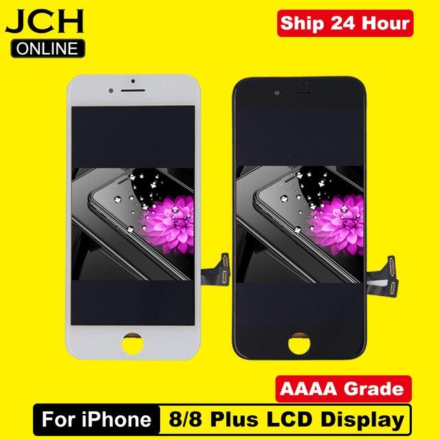 Màn Hình LCD Thay Thế iPhone 8 OEM Màn Hình Bộ Số Hóa 3D Màn Hình Cảm Ứng Cho iPhone 8 Plus Màn Hình LCD Thay Thế Đen trắng