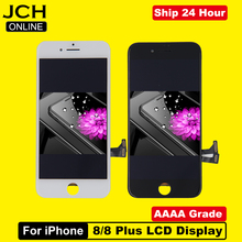 Replacement LCD For iPhone 8 OEM Display Digitizer Assembly 3D Touch Screen For iPhone 8 Plus LCD Screen Replacement Black White