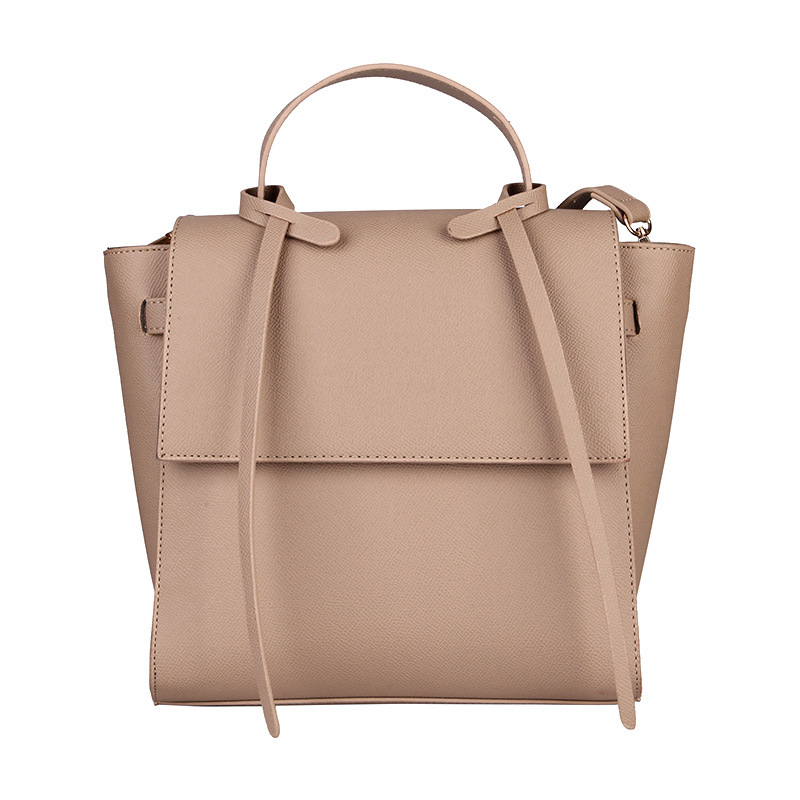 Chic Designer PU Leather Totes Women's Handbags Fashion Large Capacity Messenger Shoulder Bag Solid Color Crossbody Bags