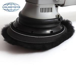 Image 5 - Auto Polisher Machine Car Polishing Machine 125mm Backing Plate 220V Electric Dual Action Polishing Pad for Waxing Buffing Tools