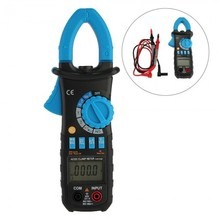 цена на BSIDE ACM03 Auto Range Digital Clamp Meter 400A AC DC Current 600V Resistance Capacitance Frequency Hz Tester with Backlight