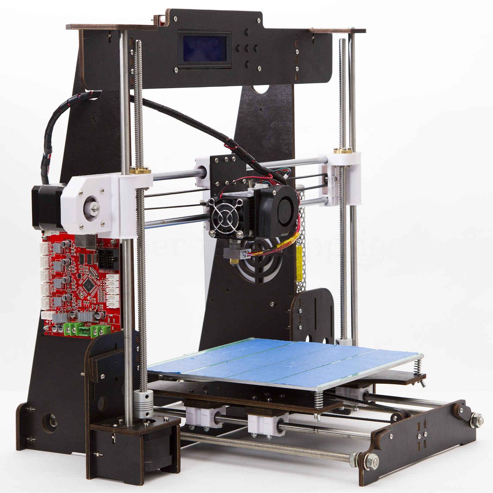 CTC A8 i3 Impresora 3D, Impresora de alta precisión, Impresora 3D DIY