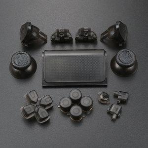 Image 3 - Ngọc Khê Cho Tay Cầm Dualshock 4 PS4 Pro Slim Bộ Điều Khiển Jds 040 Jds 040 Dpad L1 R1 L2 R2 Nút Kích Hoạt Analog Cần Điều Khiển gậy Chụp Hình