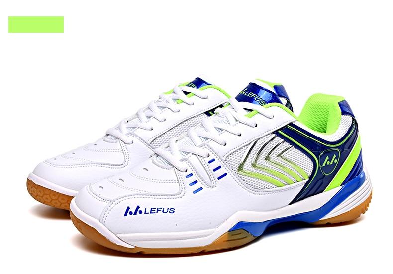 LEFUS 2020 Sapatos Badminton Vôlei Tênis Dos