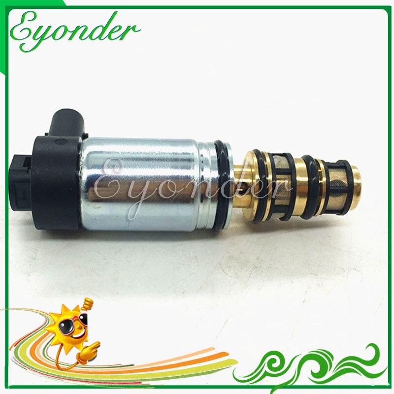 Compresor de aire acondicionado AC A/C Válvula de Control de solenoide electrónico para CHEVROLET CRUZE MALIBU OPEL Astra J Insignia