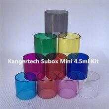 Kangertech Subox Mini 4.5ml Kit Normal Tube Replacement Glass Tube