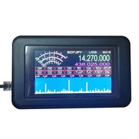 """CatDisplay Recording voice automatic call 4.3"""" TFT Display For yaesu ft817/857/897/818 icom ic7000/703/706 With 32GTF Card"""