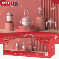 Children's Tableware Portable Baby's Feeding Bottle Milk Container Set Baby Birth Gift Full Moon Gift Set