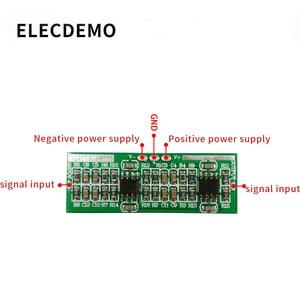Image 2 - Alto valor Q 50Hz Filtro de muesca Módulo de acondicionamiento de señal Filtro de frecuencia