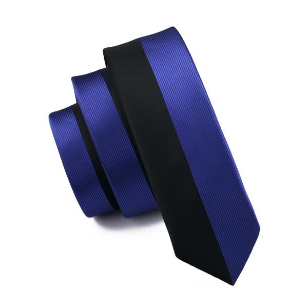 5,5 см Модный тонкий галстук золотого и оранжевого цветов, Шелковый жаккардовый галстук для мужчин, свадебные, вечерние, повседневные, Прямая поставка - Цвет: HH-248