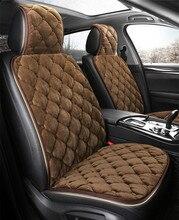 SJ – housse de protection de siège avant de voiture universelle, 2 pièces, pour Alfa Romeo Stelvio Giulia Dodge JUCV Fait Bravo freemont, toutes années