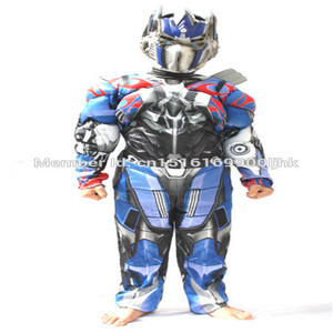 Image 5 - 2020 костюм супергероя из фильма Оптимус Прайм бумблби мускул для костюмированной вечеринки Детский костюм на карнавал, Хэллоуин, подарки