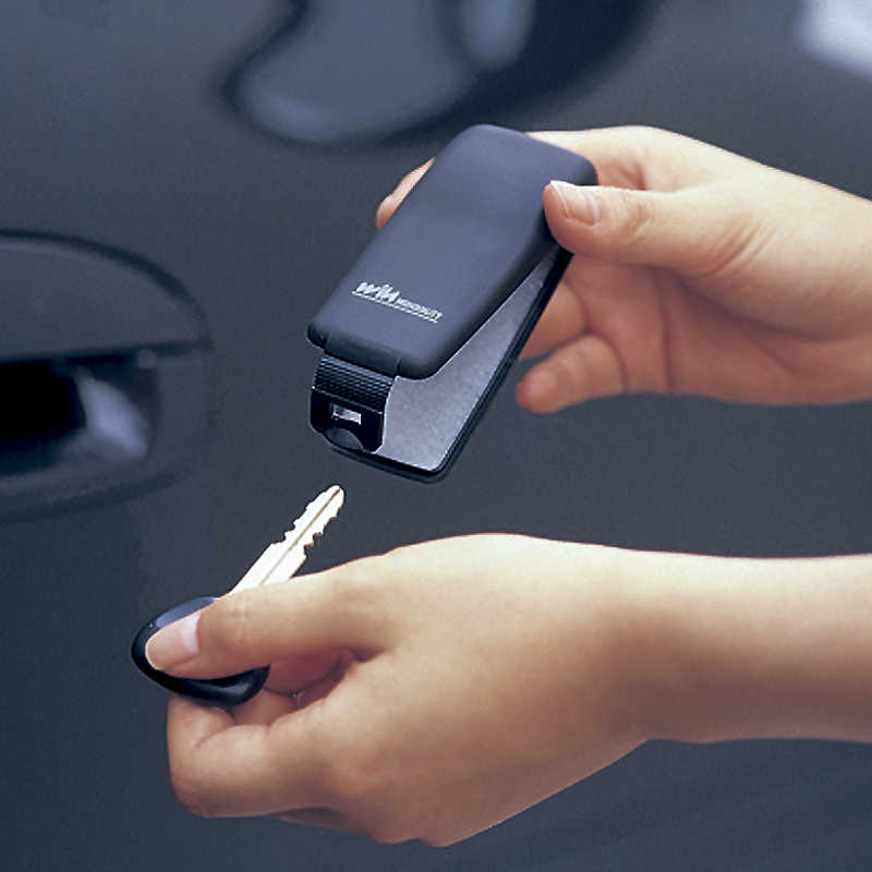 Araba anahtarı durum oto aksesuarları güçlü mıknatıs kapaklı otomobil yedek acil anahtar kutusu anahtar net araba styling koruma kapağı