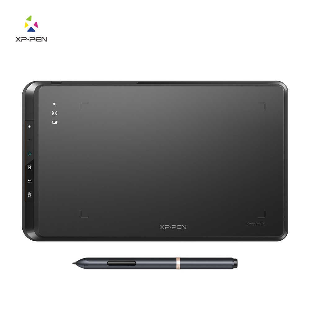 XP-Pen Star05 Wireless Battery-free Stylus Graphic Tablet Drawing Tablet/Drawing Board with Touch Express Keys