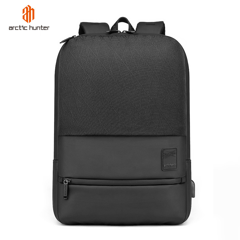 ARCTIC HUNTER 2019 USB 15.6 Waterproof Laptop Men's Bag Fashion Travel Sport Business Notebook Male Backpack Boys School Bagpack