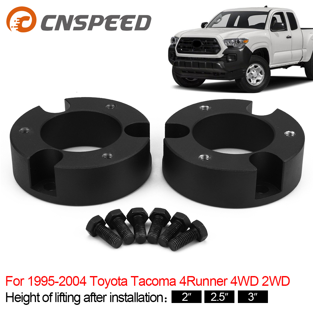 2 2.5 3 Front Leveling Lift Kit For 1995-2004 Toyota Tacoma 4Runner 4WD 2WD image