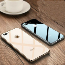 Luxury Glass Case For Apple iphone 6 7