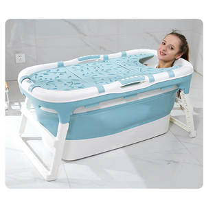 Folding Bathtub Baby Household Shower-Tub Children's Multifunctional Adult Large