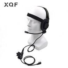 Tactical U94 PTT HD01 Headset Headphone Mic for Baofeng UV 5R BF F8HP GT 3TP UV B5 UV S9 DM 5R Two Way Radio Walkie Talkie