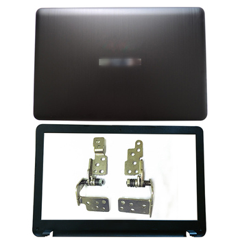 NEW For ASUS Vivobook X541 X541N X541NA X541UA X541SA R541 X540 R540 A540 D541 Laptop LCD Back Cover/Front Bezel/Hinges