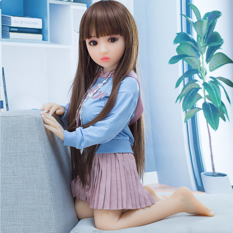Small Size Tpe <font><b>Sex</b></font> <font><b>Doll</b></font> <font><b>100cm</b></font> Small Breast Realistic Silicone <font><b>Sex</b></font> <font><b>Dolls</b></font> Small Girl Hot Sexy For Men Tight Vagina Love Toys image